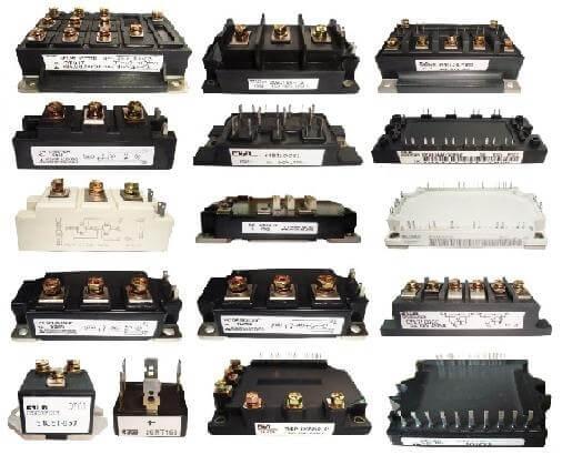 Elektronikkomponenter