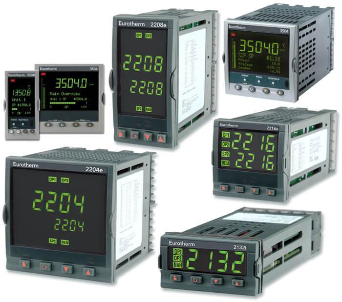 Eurotherm-Temperature-Controller