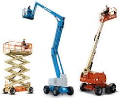 Lift og mandskabs udstyr reparation