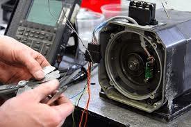 Servomotorer repareres