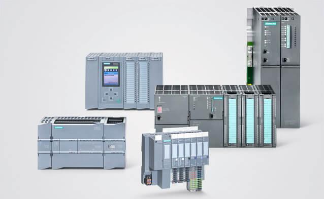 Siemens S7 PLC familien