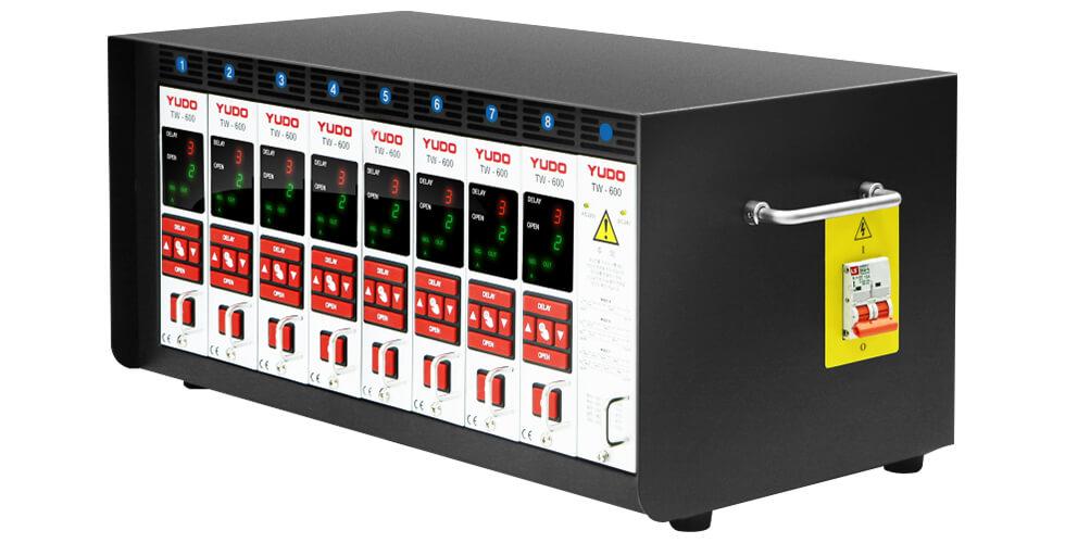 Yudo TW600 temperaturregulering