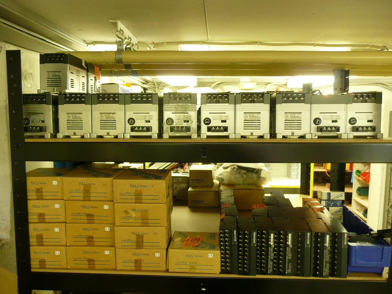 FA1 PLC lager