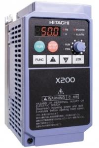 Hitachi frekvensomformere X200