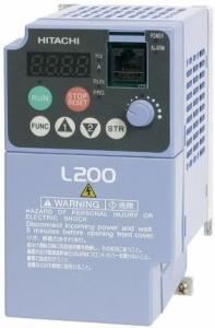 Hitachi frekvensomformere L200