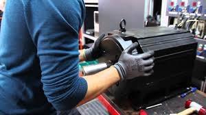 motor controls okuma-servomotor repair
