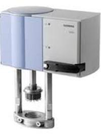 Siemens Building Technologies ventilmotor