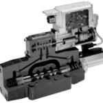 Hydraulik proportional kort Rexroth-pilot-servo