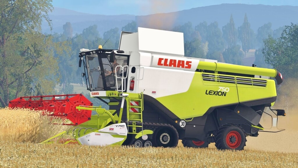 landbrugs-og-entreprenoer-maskiner-mejetaersker