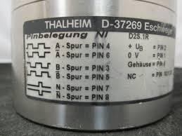 Thalheim aksel encoder