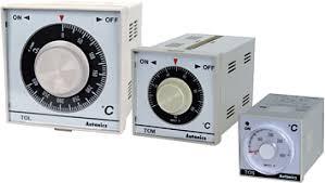 temperaturstyringer analog