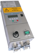 MSF Vathauer frequency converter for conveyor