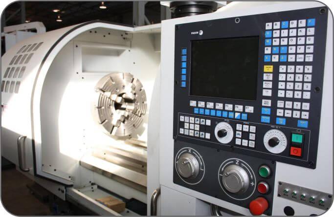 CNC-operatørpaneler
