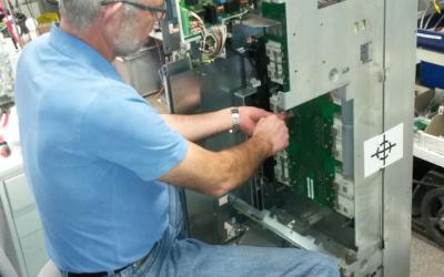 reparation-af-siemens-frekvensomformer